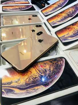 iPhone XS MAX 256Gb Dual Sim PTA approved DUTY Paid