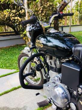 bullet electra one and half year used 11500km driven