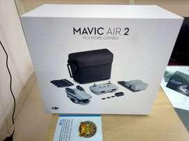 Dji Mavic mini 2 / Air 2 combo new units / All india shipping