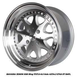 BAVARIA JD9016 HSR R17X75/85 H4X114,3 ET45/37 SMFL