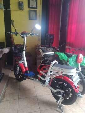 Sepeda listrik merk mars platinum super raider