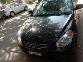 Hyundai Verna i, 2007, Petrol