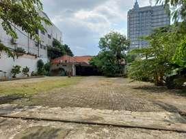 Lahan Komersial siap bangun luas 15x38 lokasi strategis di Utan Kayu