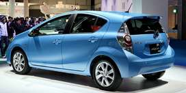 Toyota Aqua for sale on easy monthly installment...