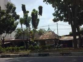Tanah Sudirman samping Hotel Pangeran Pekanbaru Lokasi Strategis