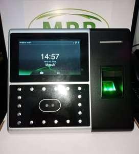 Fingerprint mesin absensi wajah dan akses kontrol MBB FIFACE terbaru
