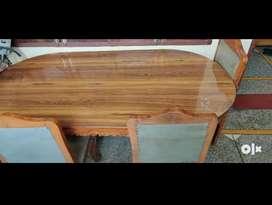 Teak wood Dinning Table