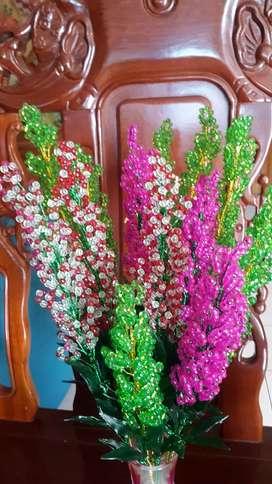 Bunga jagung akrilik