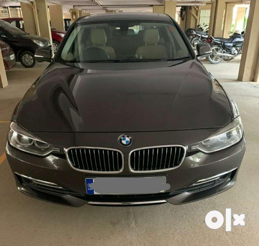BMW 3 Series 320d Luxury Line, 2013, Diesel 0