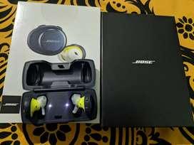 Bose Sound Sport Free Truly Wireless Sport Headphones (Midnight Blue)