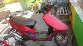 Sanex QJ 50cc 2002
