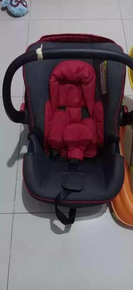 Baby car seat merk coco latte