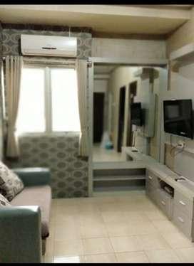 Type 2 Kamar Plus Apartemen Suites Metro Bandung