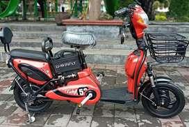 Sepeda Listrik Uwinfly Bergaransi Resmi Dan Free Ongkir Area Solo Raya