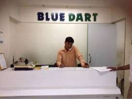 Bluedart process urgent hiring for Delivery boys/KYC Executives in NCR