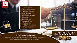Company Registration, NGO & Trust Registration, Food License, Property