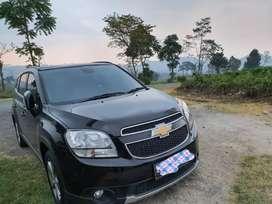 Chevrolet Orlando Black Metalic 2017