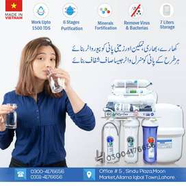 Best Vietnam Ro Plant for home - Econoplus Water Filter