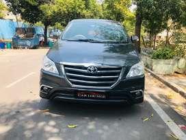 Toyota Innova 2.5 VX (Diesel) 7 Seater BS IV, 2015, Diesel
