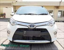 Toyota Cayla 1.2 G Matic 2017 Km 20rb Tangan 1