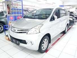 Toyota AVANZA G 2013 Manual Pemakaian Pribadi