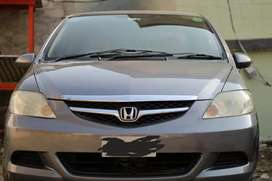 Honda City Vario 2006 of an Army officer Selling due to posting abroad
