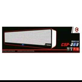 cyborg speaker soundbar laptop, HP,home teater stereo mantap