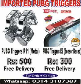 Pubg Triggers (Quality Products)