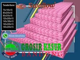 Kasur Busa SWALLOW berbagai ukuran, FREE ONGKIR & COD. Garansi 20 thn!