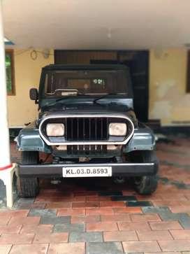 Mahindra Armada 1998 Diesel 103800 Km Driven