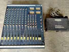 Mixer soundcraft 200 sr analog