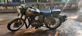 Royal enfield 500cc, exchange with himalayan Bs4