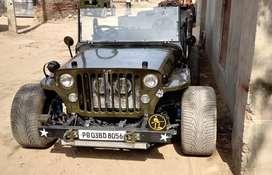 Mahindra Jeep, Willy jeep, Modified jeep
