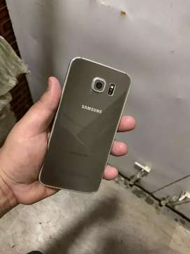 Samsung galaxy S6 32 gb gold PTA approved 10 on 9