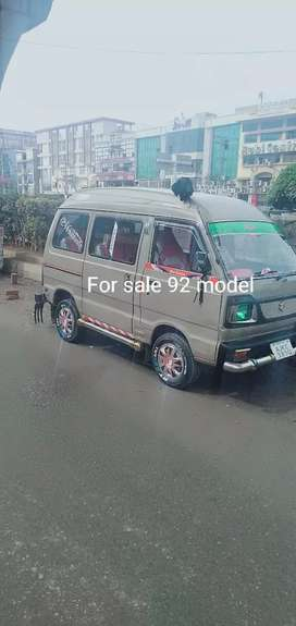 Suzuki carry For Sale 92 model