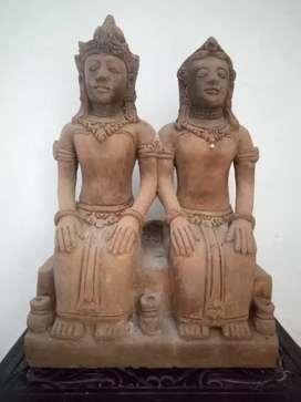 Patung Loro Blonyo Antik