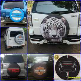 Sarung cover ban Rush Terios Jeep Taft Terrano Touring CR-V Feroza dll