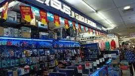 Di butuhkan Sales toko komputer di dcmall