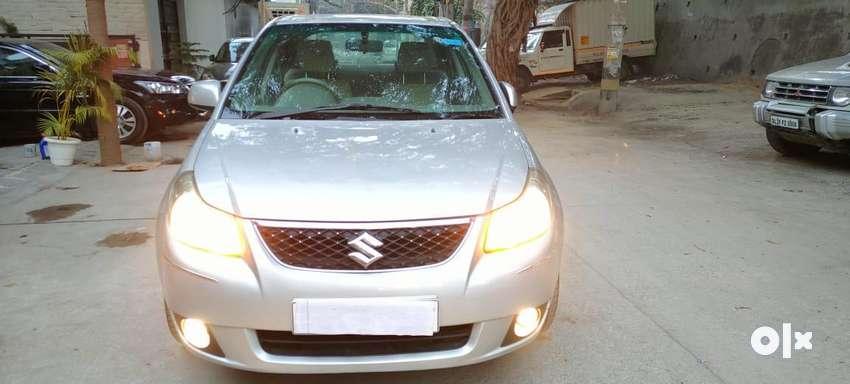 Maruti Suzuki SX4 2007-2012 ZXI MT BSIV Leather, 2011, Petrol 0
