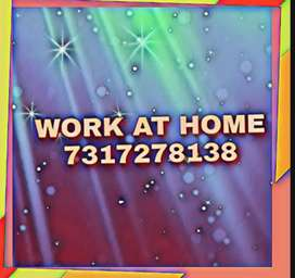We are offering home based job for all and everyone