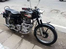 1981 model bullet with good engine condition.