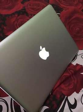 Macbook pro mid 2012 md101 sudah upgrade ssd & ram