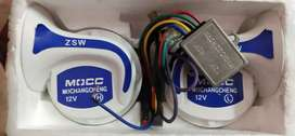 12 v mocc bike /car horn 18 magic sounds {for sale)