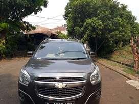 Chevrolet Spin Diesel MT 2013