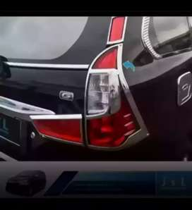 Garnish Lampu Belakang Grand New Avanza