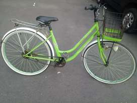 sepeda phonix model baru uk26x138 barang mulus