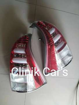 Lampu belakang mobil avanza tahun 2012**