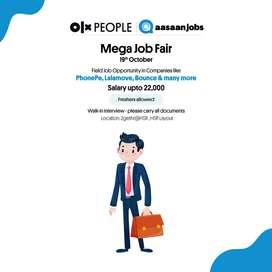 Mega Job Fair - Bangalore