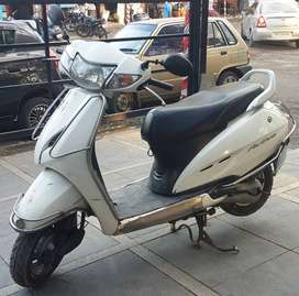Honda Activa 2012 With Warranty