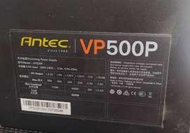 SMP Antec VP500P Power Supply